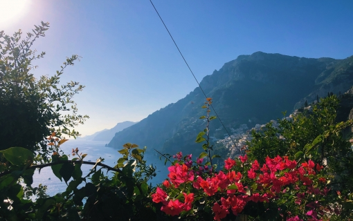 The Path of the Gods & Stairs to Positano