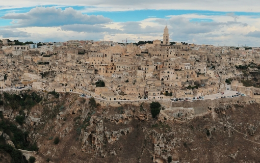 Matera - From rich in poverty to rich in cultural history