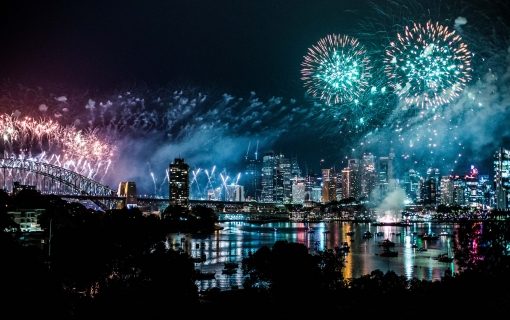 Fine Food & Fireworks: New Years Eve with Pan Pacific Hotels Group