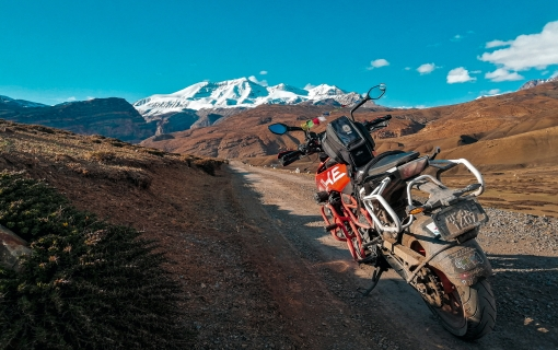 Once-in-a-lifetime Himalayan ride with Nomadic Knights
